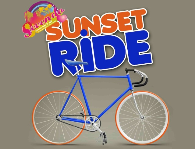 Sunset Ride sevendo pure_1111